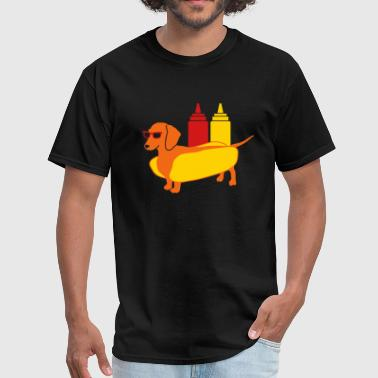 Weenie Dog Tee for Women - Men's T-Shirt