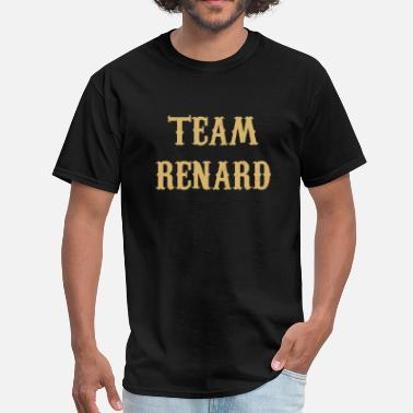 Captain Sean Renard Team Renard - Men's T-Shirt
