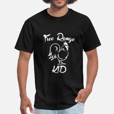 Free Range Free Range Kid - Men's T-Shirt