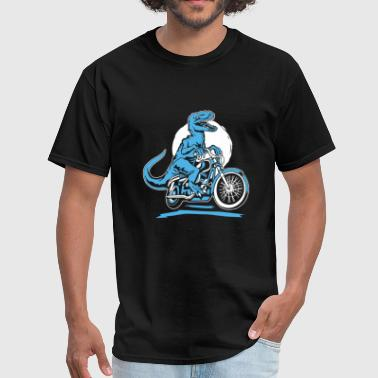 Raptor Raptor Cycle - Men's T-Shirt