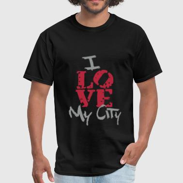 PHILLY LOVE - Men's T-Shirt