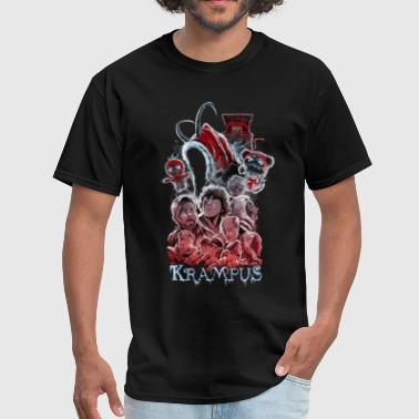Krampus design - Men's T-Shirt