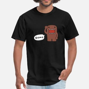 Japanese Comics DOMO KUN JAPANESE TV, ANIME, MANGA COMICS - Men's T-Shirt
