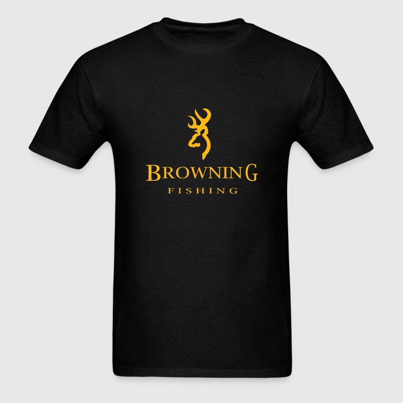 BROWNING FISHING - Men's T-Shirt
