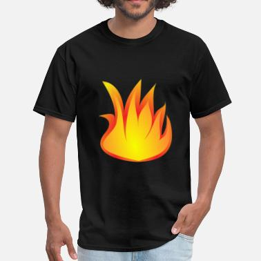 Shop Vans Flame T-Shirts online | Spreadshirt