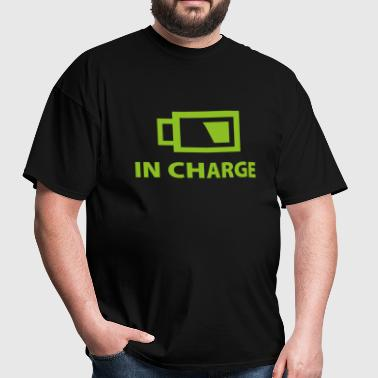In Charge - Men's T-Shirt
