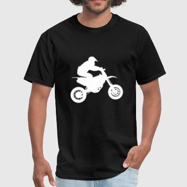 Motorcycle Supermoto Supermoto - Men's T-Shirt
