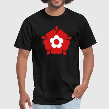 Tudor Rose - England - English - Men's T-Shirt