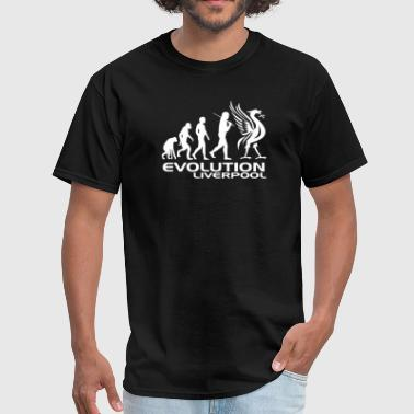 Liverpool Liverpool Evolution - Men's T-Shirt