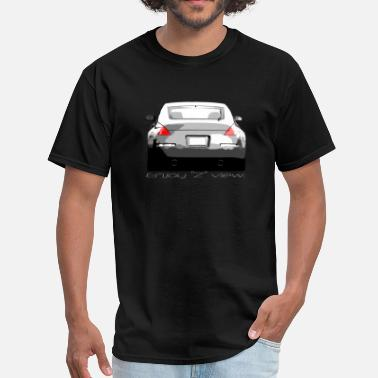 350z 350Z Enjoy the view. - Men's T-Shirt