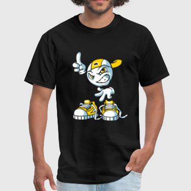 Hip hop toon - Men's T-Shirt