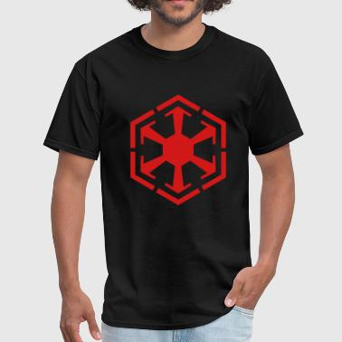 For the Empire (w/ back txt) - Men's T-Shirt