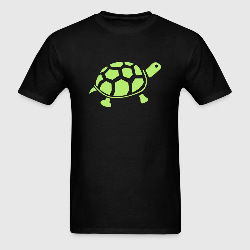 Turtle VECTOR - Men's T-Shirt