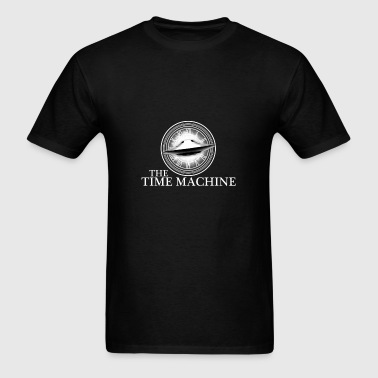 UFO The Time Machine - Men's T-Shirt