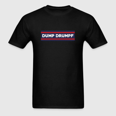 Dump Drumpf - Men's T-Shirt