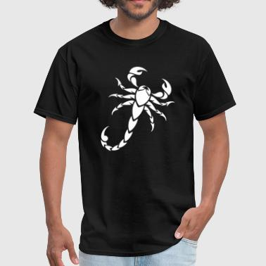 Scorpian Illustration - Men's T-Shirt