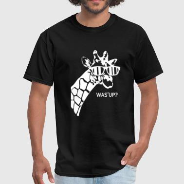 Was What's Up - Men's T-Shirt