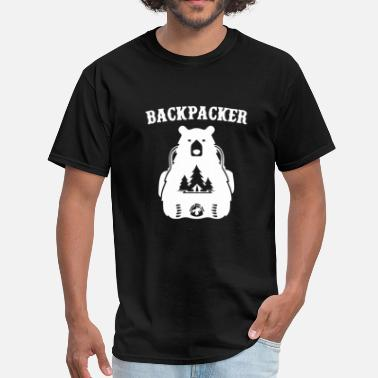 Backpackers Backpacker - Men's T-Shirt