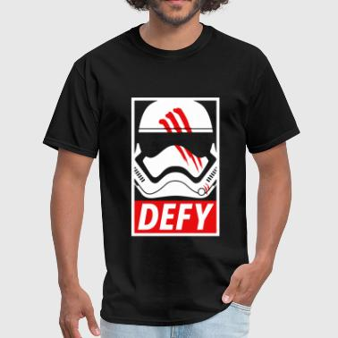 Defy - Men's T-Shirt