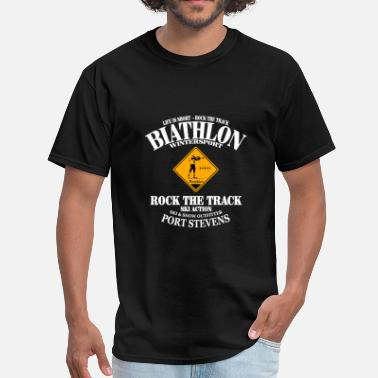 Biathlon Biathlon - Men's T-Shirt