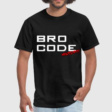 OFFICIAL BRO CODE TSHIRT! - Men's T-Shirt
