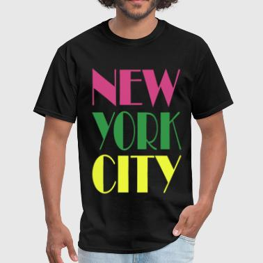 Upstate Ny NY - Men's T-Shirt