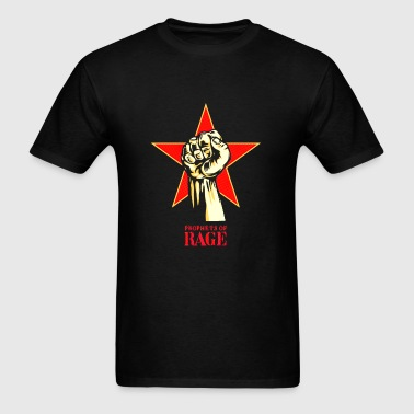 prophets of rage fsociety - Men's T-Shirt