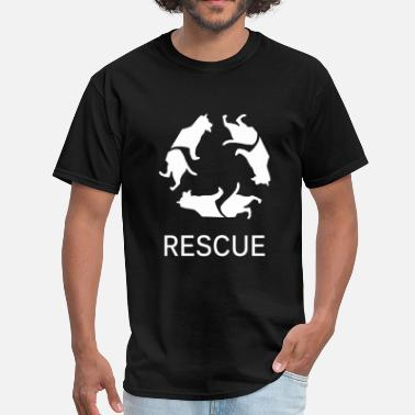 Rescue Rescue - Men's T-Shirt