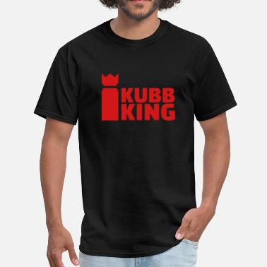 Mölkky Kubb - Men's T-Shirt
