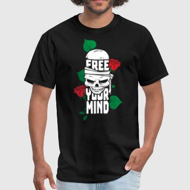 Free Your Mind Free Your Mind - Men's T-Shirt