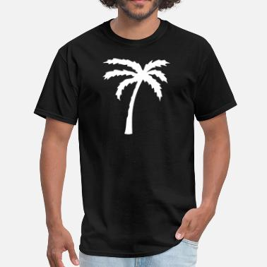 Tropical Tropical Beach Palm tree 2  - Men's T-Shirt
