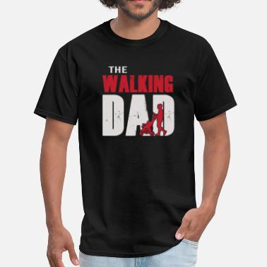 The Walking Dad Father's Day - The Walking Dad 1 - Men's T-Shirt