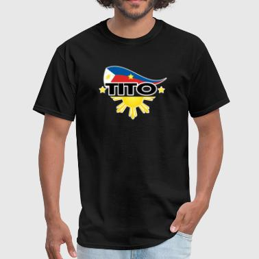 Funny Damit Tito - Men's T-Shirt