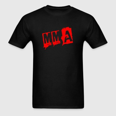 mma - Men's T-Shirt