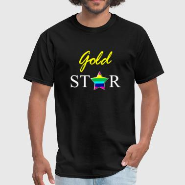 Gold Stars Gold Star - Gold Star - Men's T-Shirt