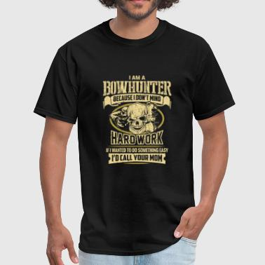 Steppenreiter Bowhunter - i am a bowhunter - Men's T-Shirt