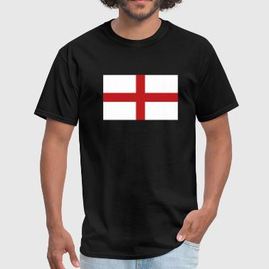 English Flag St George's Cross - English Flag - Men's T-Shirt