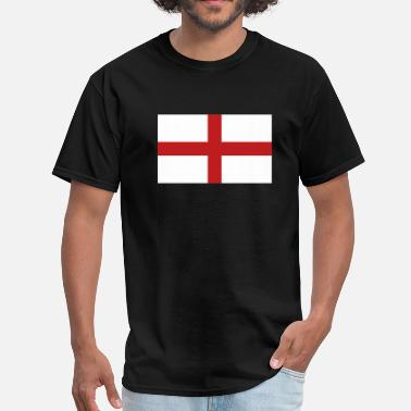 St George St George's Cross - English Flag - Men's T-Shirt