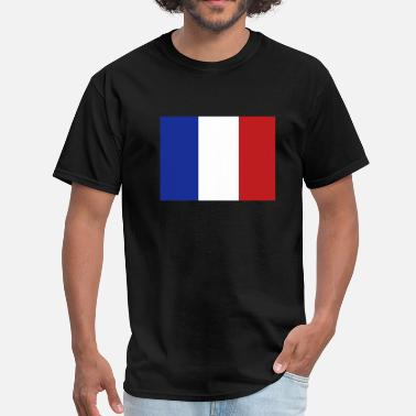 French Flag French Flag - Men's T-Shirt