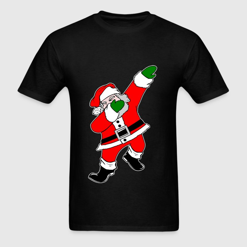 Dab Santa Claus - Men's T-Shirt
