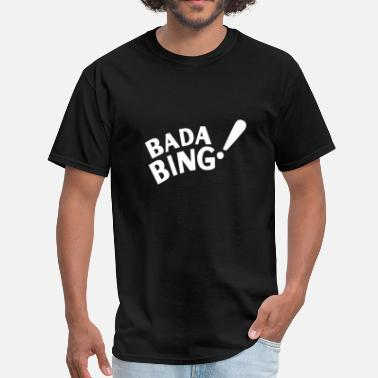 Soprano The Sopranos: Bada Bing - Men's T-Shirt