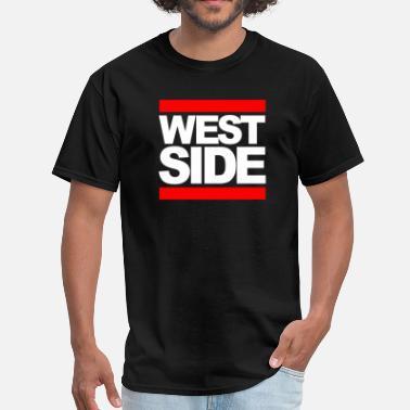 Westside Gang westside bulls dmc - Men's T-Shirt