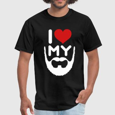 Love My Beard I Love My Beard - Men's T-Shirt