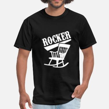 Funny Rocker Rocker - Men's T-Shirt