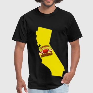 Cali Niners - Men's T-Shirt