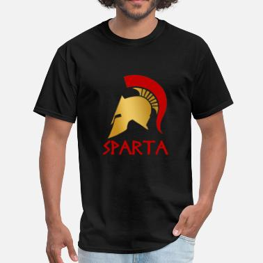 Ancient Rome Sparta - Men's T-Shirt