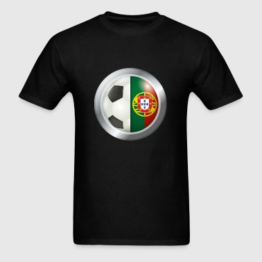 Portugal Soccer - Men's T-Shirt