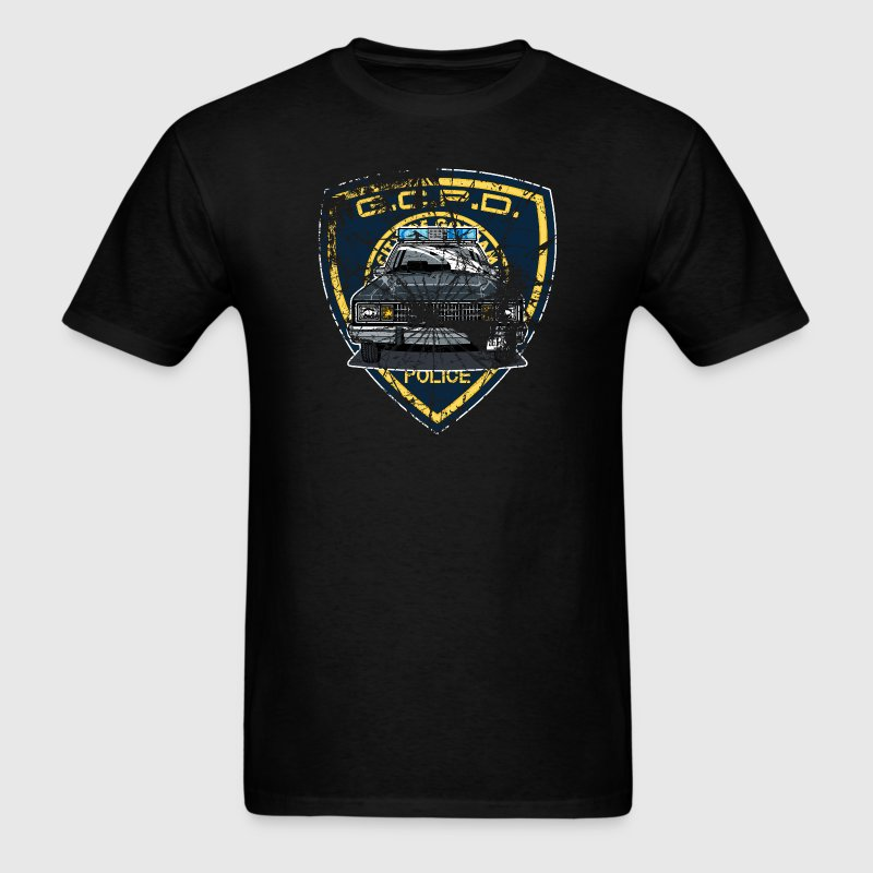 G.C.P.D.  Design - Men's T-Shirt