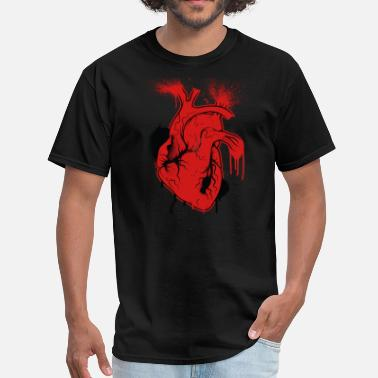 Heart Designs heart - Men's T-Shirt
