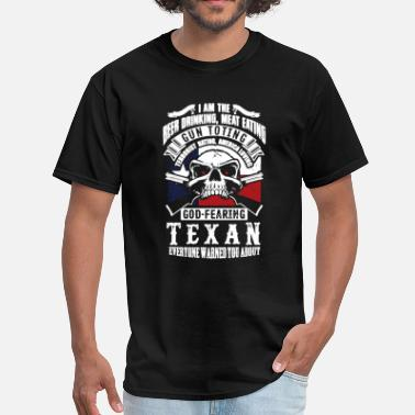 Texan Texans Shirt - Men's T-Shirt